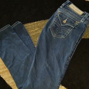 Rock revival Jessica straight jeans